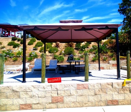 Cabana Rentals At Ravine Waterpark