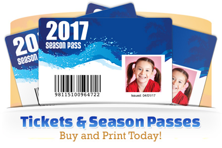 Tickets & Season Passes - Buy and print today!